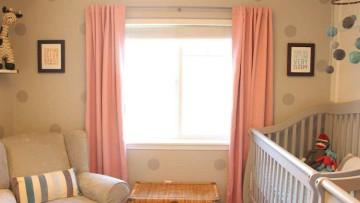 Комната для новорожденных двойняшек —  идеи в пастельных тонах